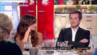 Tu préfères : Guillaume Canet ou Charlotte Le Bon ? C à vous - 21/06/2016
