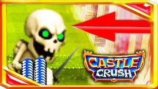 DAS GRÖSSTE SKELETT! | Giant Growth Experiement! | Castle Crush [Deutsch/German] thumbnail