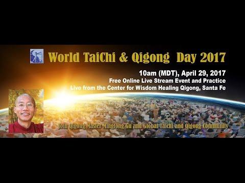 World TaiChi Qigong Day with Master Mingtong Gu