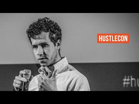 How the Founder of General Assembly Built a Massive Community - Hustle Con 2015