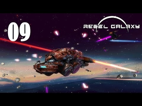 Let's Platinum Rebel Galaxy 09 - Skull And Crossbones; A Pirate's Life; Bounty Hunter