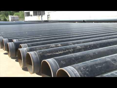 Изоляционный трубный завод     производство труб ППУ