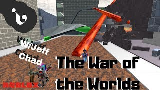 The War of the Worlds [Roblox alien battle game]