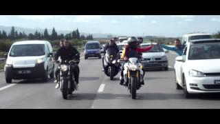 Cortège Mécanique Autoroute Tunis-Hammamet [HD]