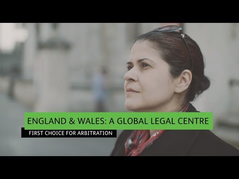 Global legal centre - First choice for arbitration