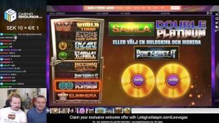 LIVE CASINO GAMES - !vlog 1&2 live 😍