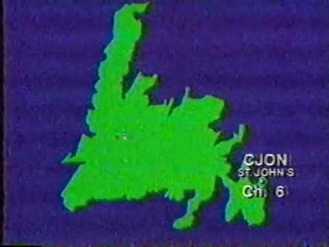 CJON (NTV) September 3, 1995 Sign-On