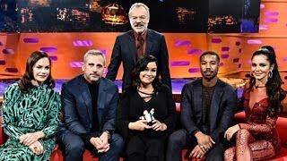 The Graham Norton Show S24E09 Steve Carell, Dawn French, Michael B Jordan and Ruth Wilson