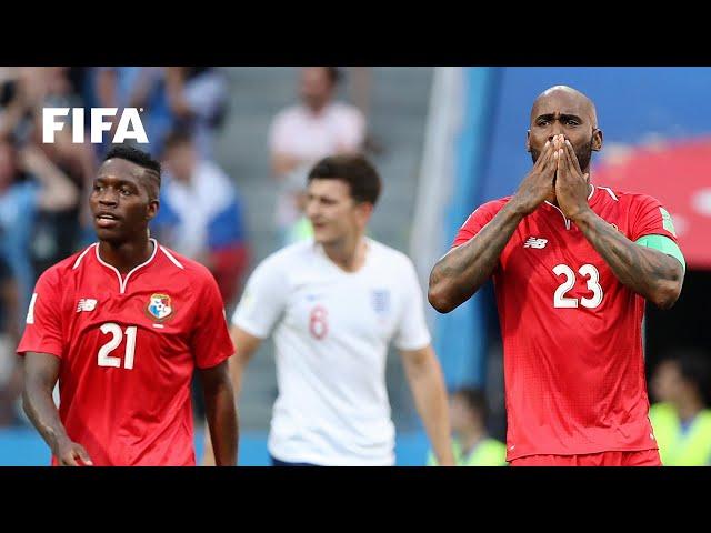 Felipe Baloy goal vs England | ALL THE ANGLES | 2018 FIFA World Cup