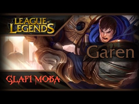 видео: Гайд Гарен Лига Легенд - guide garen league of legends - Гайд Гарен ЛоЛ