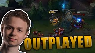 Outplayed #12: Incarnation [ZED] vs Hecarim - Analyse [GER]