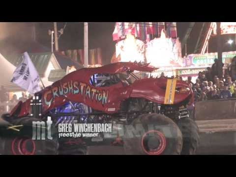 TMB TV: MT Unlimited 5.11 - Monster Truck Throwdown - Windsor, Maine