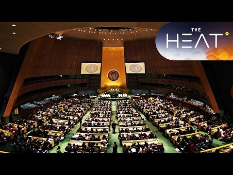 The Heat— UN General Assembly 09/20/2016