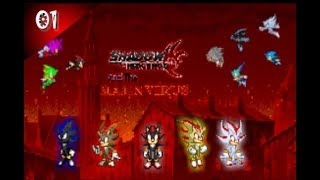 Shadow the Hedgehog: The Majin Virus Ep1