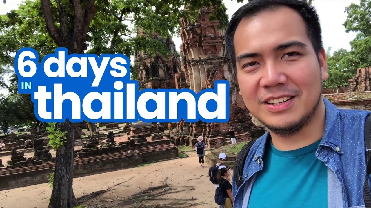 NEW! BANGKOK TRAVEL GUIDE with Budget Itinerary   The Poor