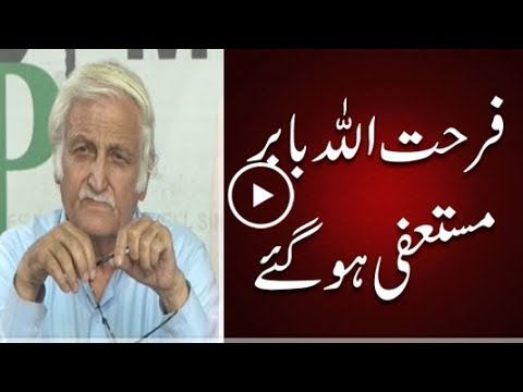 Farhatullah Babar resigns as member of accountability commission