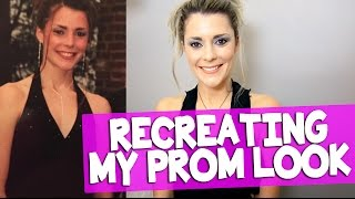 HOW I DID MY MAKEUP IN HIGH SCHOOL // Grace Helbig