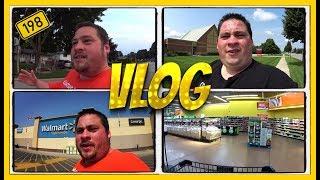 📷Walmart | Steps Goal | Sweet Italian Turkey Burger | Bank | Newspaper📷-Vlog #198