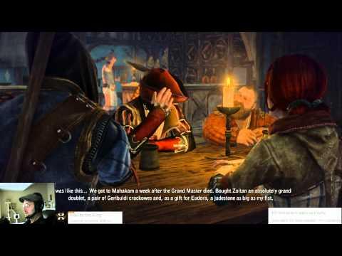 The Witcher 2 - Drunkthrough Part 7: Arrival in Nilfgaard