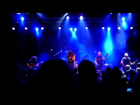 Job for a Cowboy - Entombed of a Machine live Atak Enschede