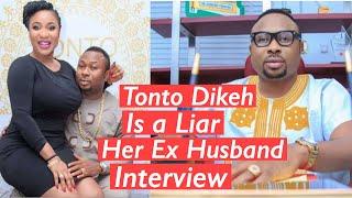 Tonto Dikeh Ex Husband Olakunle Churchill finally reply Tonto Dikeh watch the full interview