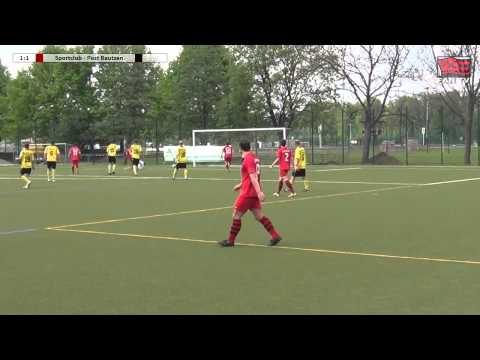 Tor: Dresdner Sportclub 1898 1:1 SV Post Germania Bautzen