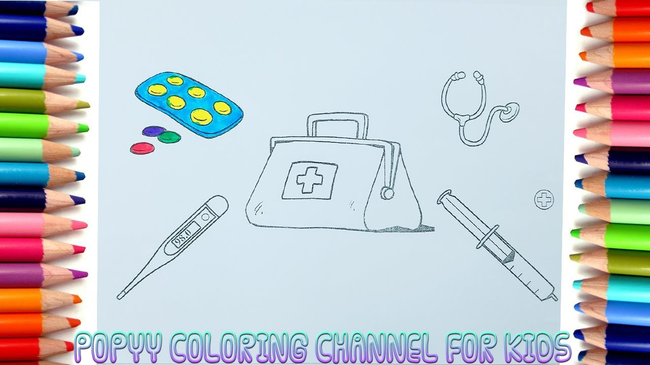 Coloring Page temperature-thermometer - free printable coloring pages | 720x1280