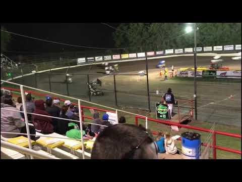 Joshua Gentry Restricted A-Class Port City Raceway 4-26-19. 2nd
