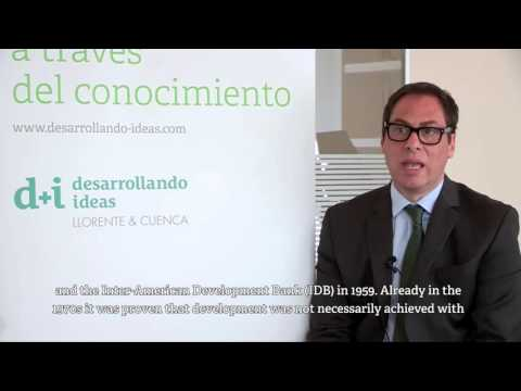 DI: The role of multilateral organizations