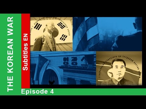 The Korean War - Episode 4. Documentary Film. Historical Reenactment. StarMedia. English Subtitles