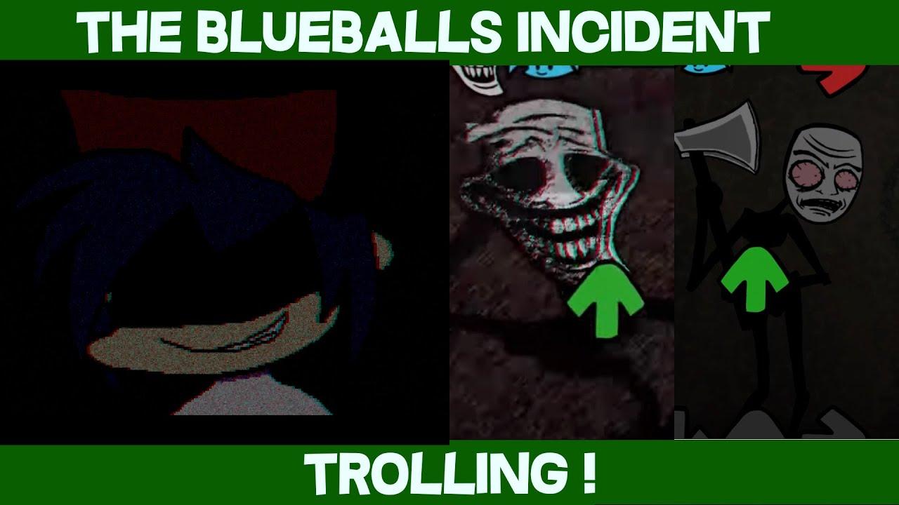 The Blueballs Incident - Friday Night Funkin Mod Showcase (Hard)