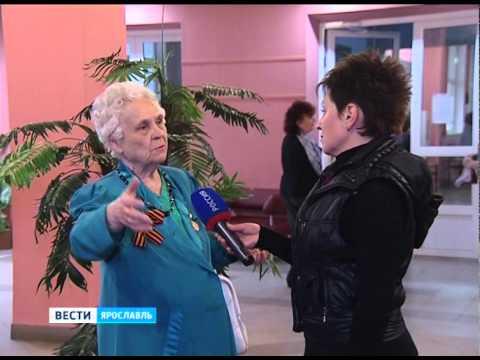 """В ДК """"Радий"""" поздравляли ветеранов ВОВ"""