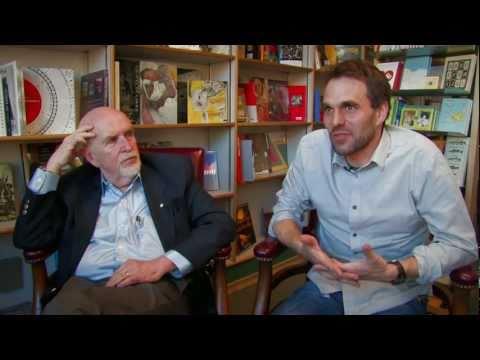 Writers On the Fly: Clark Blaise & Alexander MacLeod