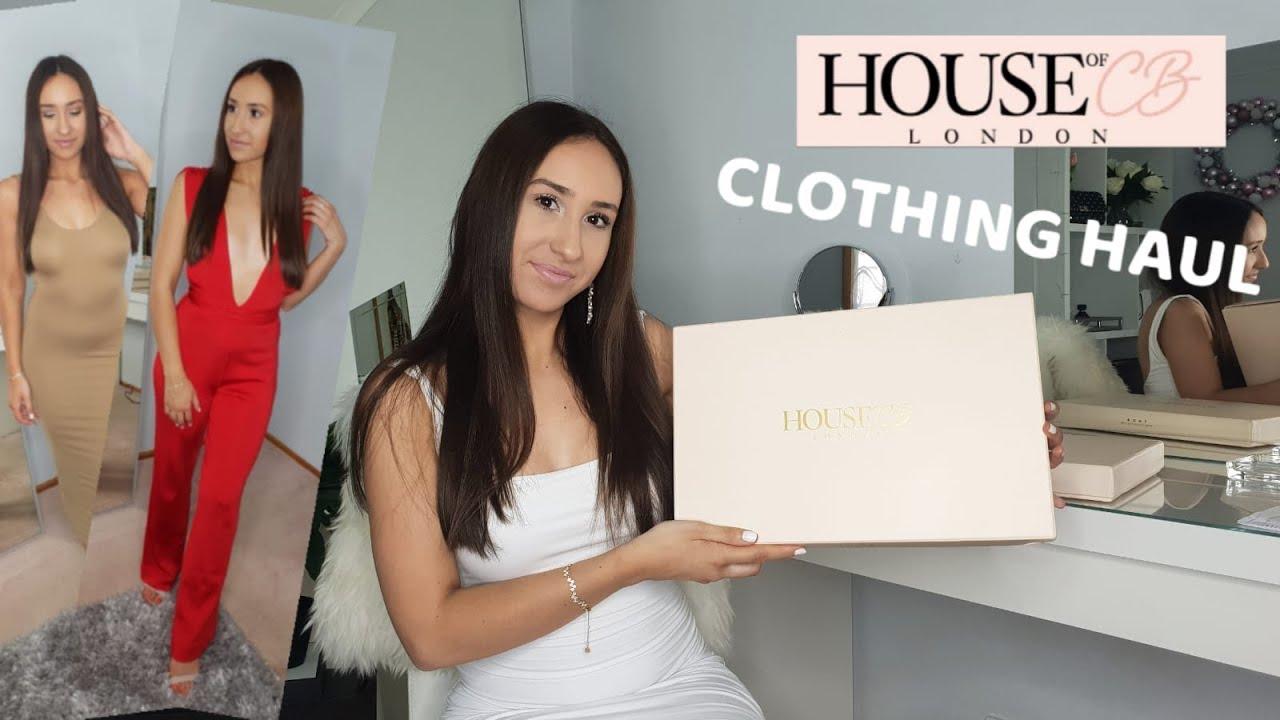 923572e1adf HOUSE OF CB CLOTHING HAUL 2019 - YouTube