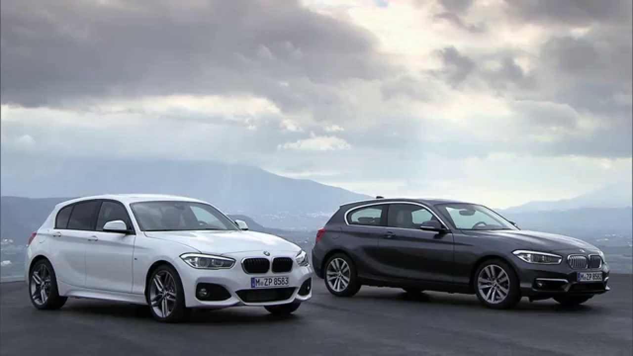 2015 bmw 1er facelift neu new bmw 1series facelift youtube