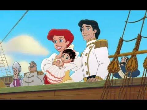 The Little Mermaid 2- Down to the Sea (EU Portuguese)
