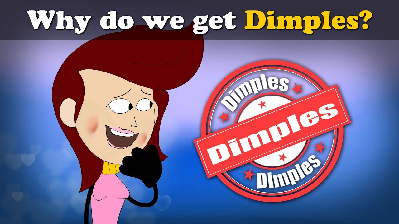 Why do some people have Dimples? | #aumsum