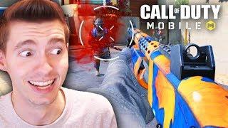 COD MOBILE - GUN GAME VOLTOU!!! MINHA PRIMEIRA PARTIDA
