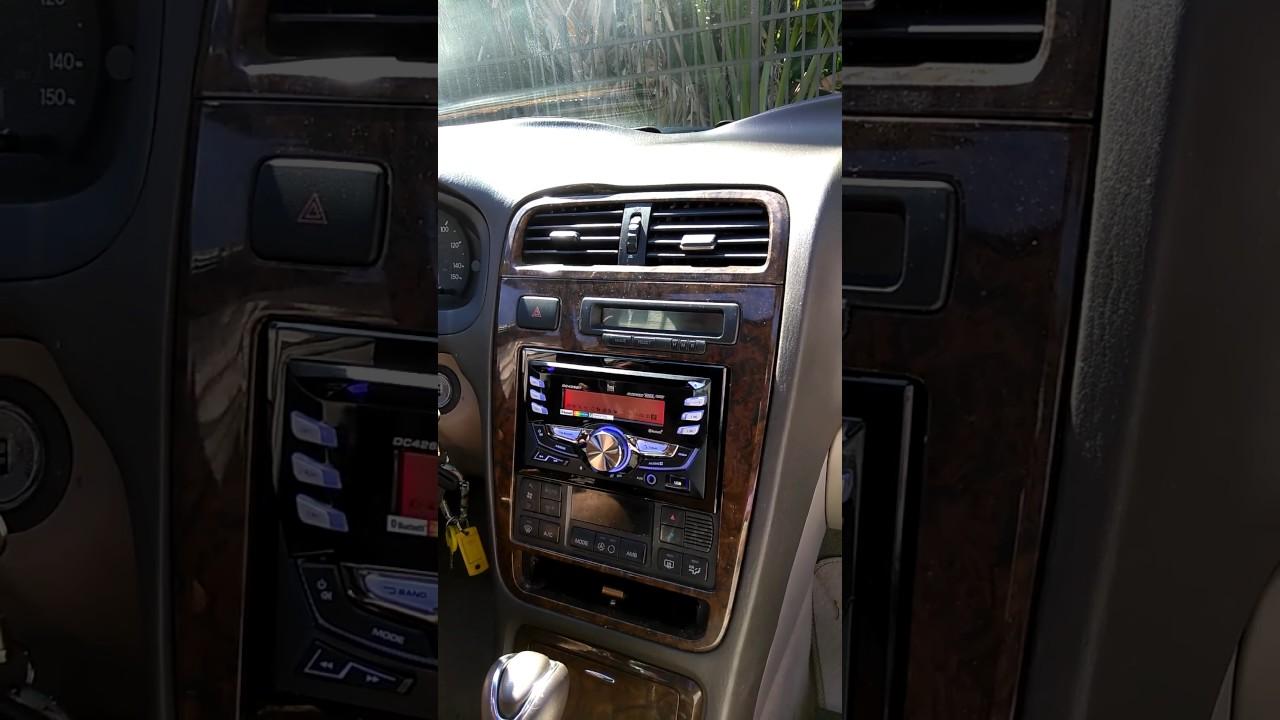 Hyundai Xg300 Stereo Install Pt 4 Of 4