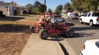 bms power buggy 250