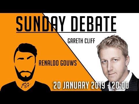 Sunday Debate | Gareth Cliff | South Africa