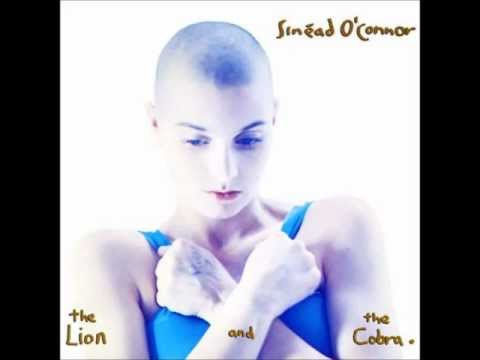 "Sinéad O'Connor ""Troy""  (Lyrics in Description)"