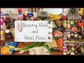 Healthy Grocery Haul #74 | Weekly Meal Plans | Weight Watcher Smart Points