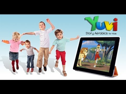 Yuvi - Aerobics for Kids. Best workout for kids. Fun exercises, yoga, dancing and beautiful stories