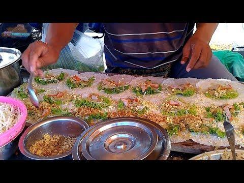 Street food Most Popular Thai Foods
