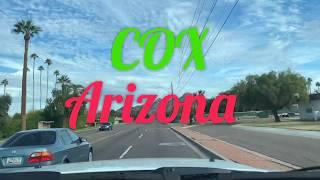 Кабельное Аризона COX