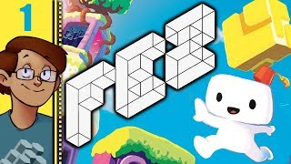 Let's Play Fez Part 1 (Patreon Chosen Game)