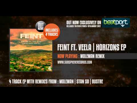 Feint - Horizons EP [OUT ON BEATPORT NOW!]