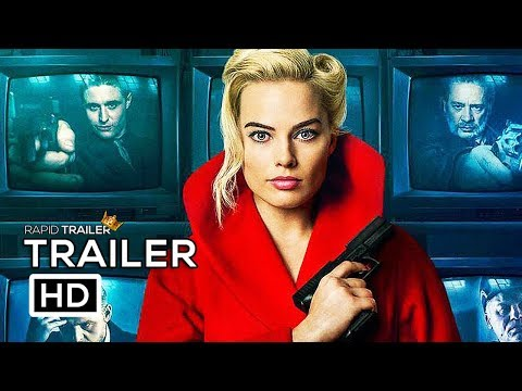 TERMINAL   2018 Margot Robbie, Simon Pegg Movie HD