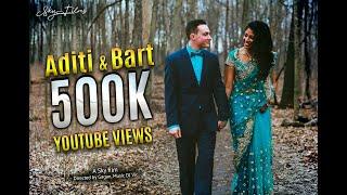 Aditi and Bart's Truly Amazing Indian-American Lovely Wedding   Novi Showplace   03.12.16